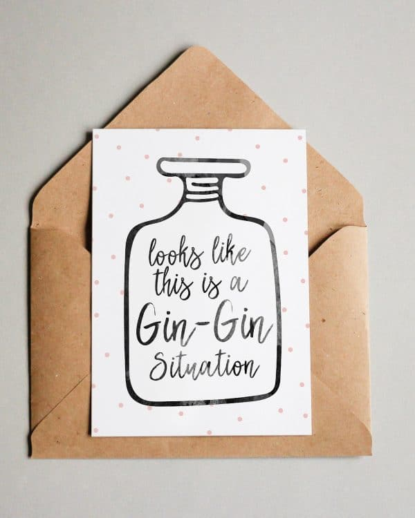 Gin-Gin Situation