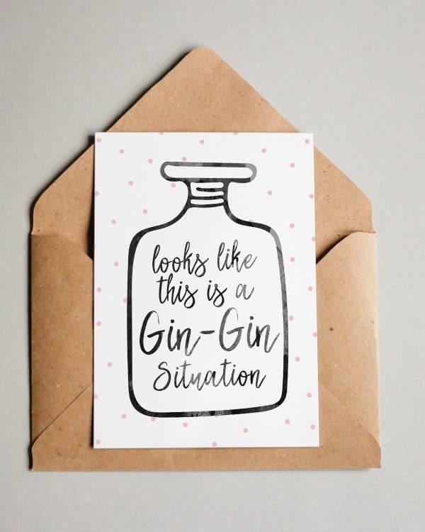 Gin-Gin Situation