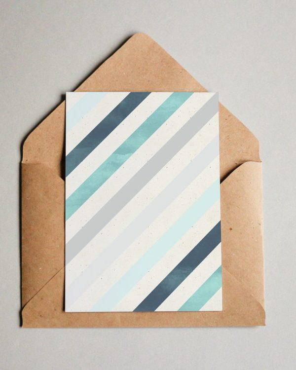 """Muster #022 """"Streifen"""""""