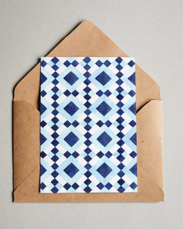 Muster #039 Wasserfarben