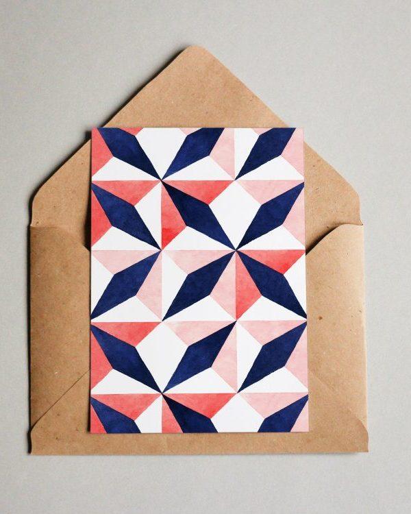 Muster #046 Wasserfarben
