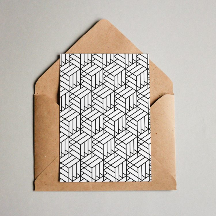 Muster #063 Geometry III