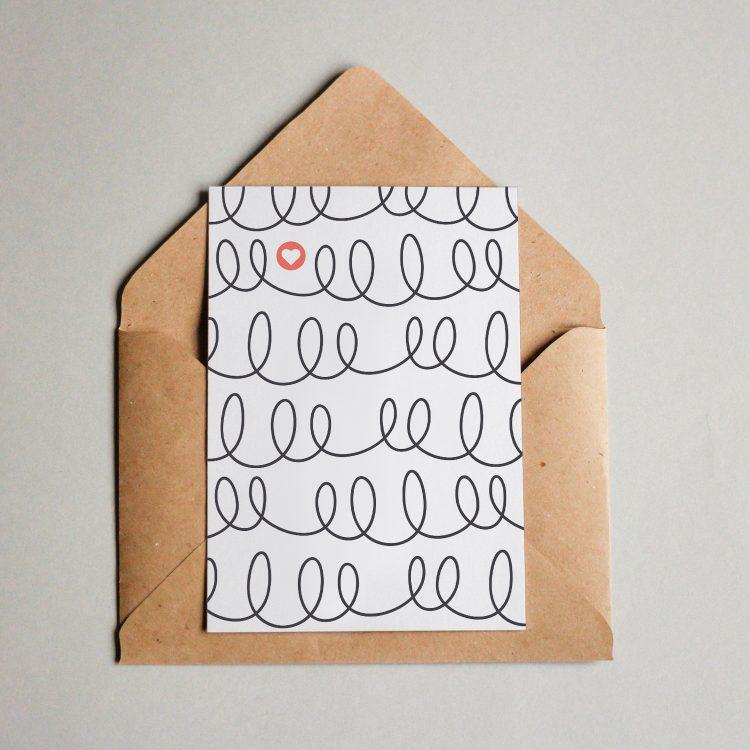 """Muster #002 """"Schleifen"""""""