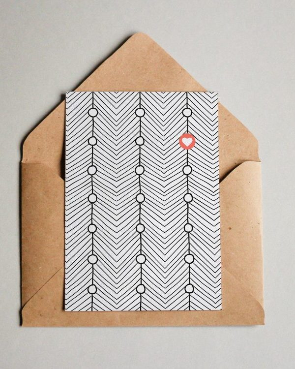 "Muster #003 ""Fischgrät"""