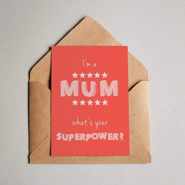 Superpower Mum
